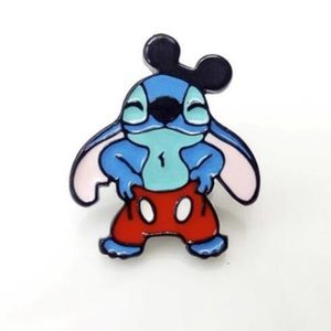 Mickey Stitch Pin